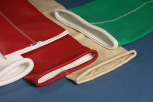 """<div class=""""bildtext_eng"""">Recycled filter bags enable customers to save costs and protect the environment</div>"""