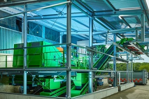 """<div class=""""bildtext_eng"""">Tomra Sorting's innovative sorting technology separates extraneous materials from biowaste </div>"""