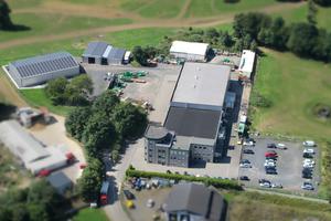 """<div class=""""bildtext_eng"""">HAAS GmbH,</div><div class=""""bildtext_eng""""> company premises </div>"""