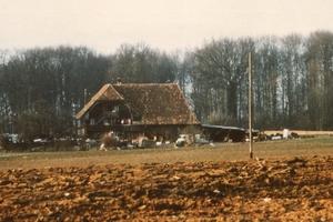 Hansueli Bühlmann's  parents' house, the foundation stone for Bühlmann Recycling AG