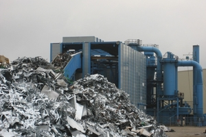 """<div class=""""bildtext_eng"""">New, intelligent Metso control (SDA) for shredder lines significantly increases throughput </div>"""