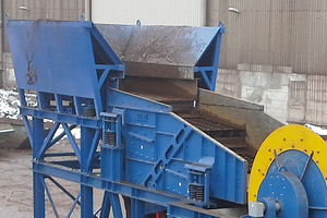"<div class=""bildtext_eng"">Linear Vibratory Screen Type VSL</div>"
