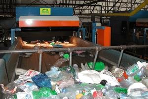 """<div class=""""bildtext"""">Optische Sensoren von TOMRA Sorting Recycling erkennen unterschiedliche Arten von Kunststoff</div>"""