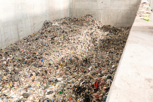 13 Refuse derived fuel for a cement plant