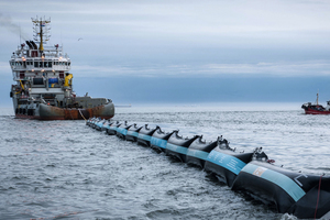 11 Prototype being tested in the North Sea