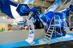 "<div class=""bildtext_eng"">BACKHUS CON 60 at IFAT 2018</div>"