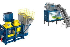 6 The A TEC Rocket Mill for processing alternative fuels