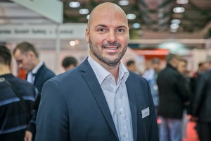 "<div class=""bildtext_eng"">Daniel Eisele, Group Event Director SOLIDS &amp; RECYCLING-TECHNIK Dortmund</div>"