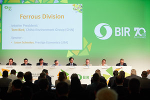 "<div class=""bildtext_eng"">The various recycling committees had their events during the BIR Convention</div>"