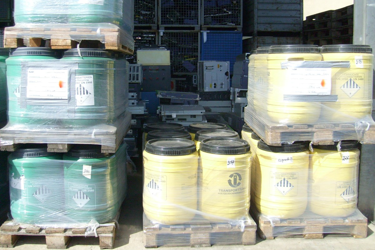 A New Component Of The Vdi Guideline 2343 Recycling Of Electrical And Electronic Equipment Part 6 Recovery