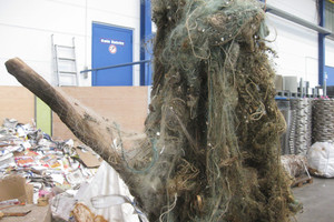 "<div class=""bildtext"">Ghost nets may have been on the seabed for&nbsp; decades, and pose a threat to the environment – but they can be recycled</div>"