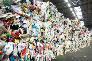 """<div class=""""bildtext_en"""">QCP, the recycling company, procures its raw materials from the yellow bag collection system in Germany and its counterpart in the Netherlands</div>"""