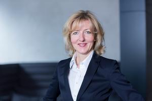 "<div class=""bildtext_en"">Petra Cullmann, Global Portfolio Director Plastics &amp; Rubber, Messe Düsseldorf </div>"