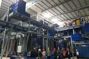 """<div class=""""bildtext_en""""><irspacing style=""""letter-spacing: -0.03em;"""">To see plastics recycling in action, conference delegates were given a tour of Integra Plastics' new facilities on the outskirts of Sofia</irspacing></div>"""