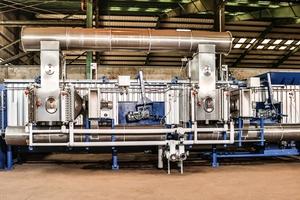 """<div class=""""bildtext"""">Gärresttrockner BRT HARTNER DCD in einer Biogasanlage in Nieheim</div>"""