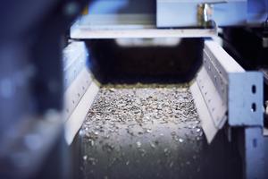 """<div class=""""bildtext_en"""">Conveyor belt material of the X-TRACTX6FINES</div>"""