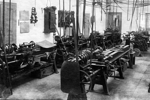 "<div class=""bildtext_en"">SPALECK's roots are in Greiz, Thuringia – where SPALECK initially grew to become the world market leader for reedmaking machines</div>"