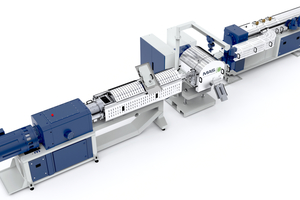 "<div class=""bildtext_en"">The MAS cascade plant consists of twin-screw extruder, CDF disc filter and a MAS single-screw degassing extruder</div>"