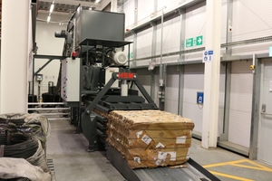 "<div class=""bildtext_en"">Retailer Sports Direct acquired HSM machines at their Shirebrook headquarters to help manage their waste</div>"