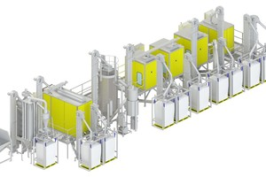 "<div class=""bildtext_en"">hamos KRS recycling systems for WEEE plastics </div>"
