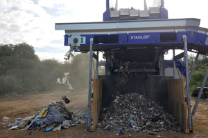 "<div class=""bildtext_en"">The STT6000 Ballistic Separator was used to separate the output in three fractions </div>"