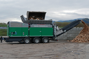 """<div class=""""bildtext_en"""">With its high drum teeth and a powerful engine meeting the latest exhaust emission standard, the Terminator xtron effortlessly handles the shredding of</div><div class=""""bildtext_en""""> bulky waste wood</div>"""