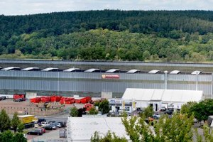 "<div class=""bildtext_en"">General view of HAMMEL Recyclingtechnik GmbH in Bad Salzungen, Thuringia</div>"