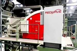 """<div class=""""bildtext_en"""">REDWAVE XRF/C for metal recycling</div>"""