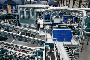 """<div class=""""bildtext_en"""">In December 2020, the new sorting plant was put into operation</div>"""