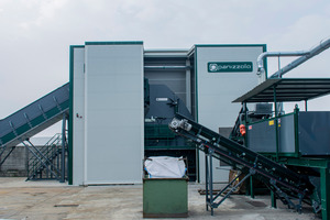 """<div class=""""bildtext_en"""">New Mega 1100 hammer mill from Panizzolo Recycling Systems</div>"""