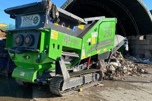 """<div class=""""bildtext_en"""">With the ARJES IMPAKTOR 250 evo, the company was able to accelerate the recycling process </div>"""
