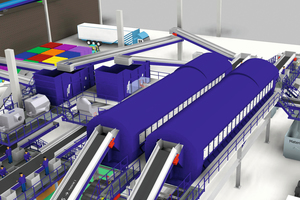 """<div class=""""bildtext_en"""">The plant aims to ensure the processing of 500000t of solid waste per year</div>"""